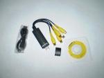 Купить EasyCap 4-канальная USB  карта видеозахвата