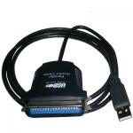 Переходник USB - LPT параллельный порт IEEE36 1284