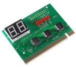PCI POST-карта, аналізатор несправностей ПК