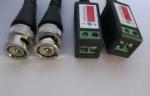 2 х Пассивный UTP BNC видео трансивер, CCTV балун