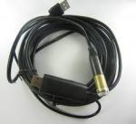 10м USB камера, 4 светодиода, бороскоп, эндоскоп