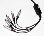 Компонентный AV кабель для Sony PSP PSP2 PSP3 Slim