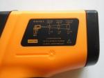Лазерный ИК цифровой термометр, пирометр, GM300