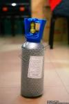 Стальной баллон СО2 4 литра