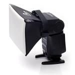 Софтбокс универсальный 10 на 13 см для фотовспышки