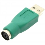 Переходник PS/2 (мама) на USB (папа)