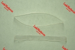 Силиконовые прозрачные резинки для туфель