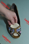 Стельки под переднюю часть стопы без клейкой основы