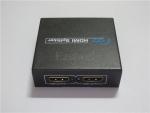 Сплиттер HDMI (1 in -> 2 out) активный,2 порта разветвитель