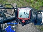 Велосипедный компьютер SunDing SD-548A 15 функций