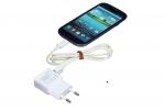 USB сетевое зарядное устройство для Samsung, 5В 1А