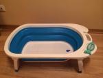 Складная детская ванна
