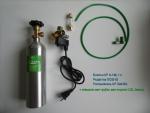 Комплект подачи СО2 в аквариум на базе DiCi 02-02