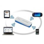 3 в 1: карманный WiFi роутер  c поддержкой 3G-Интернета и функцией Power Bank-а