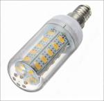 Лампа светодиодная Foxanon цоколь Е14 высокой яркости. 3200К