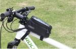 Сумка на раму для велосипеда Roswheel для смартфонов диагональю до 5.5 дюймов.