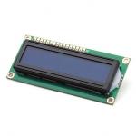 LCD 1602 модуль для Arduino, ЖК дисплей, 16х2 синий