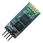 Bluetooth модуль HC-06 4 pin RS232 TTL для Arduino
