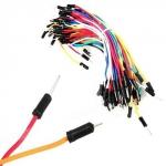 Соединительные провода, джамперы для макетов, 65 шт.