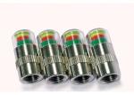 Колпачок-индикатор, датчик давления шин, 2,4 бар, 4 шт