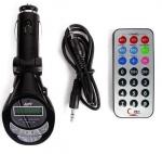 Автомобильный FM-модулятор SD USB MMC