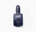 Автомобильный FM-модулятор ST707D, SD MMC TF USB