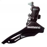 Переключатель Shimano Tourney FD-TZ30, нижняя тяга (31,8 мм)