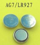 10x Батарейка таблетка AG7 LR927 LR57, алкалайн, 1 упаковка