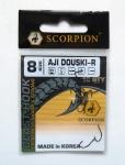 Крючок Scorpion AJI DOUSKI-R №8