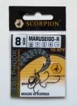Крючок Scorpion MARUSEIGO-R №8