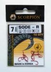Крючок Scorpion SODE-R №7