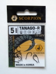 Крючок Scorpion TANAGO-R №5