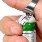 Кольцо - открывашка бутылок, перстень-открывалка