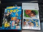 Настольная карточная игра Uno Уно в стиле Гадкий Я