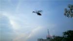 Маленький радиоуправляемый вертолет