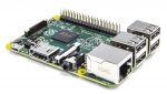 Мини-компьютер, стенд, плата Raspberry Pi B+