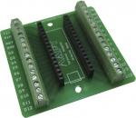 Терминальный адаптер для модуля Arduino Nano 3.0