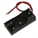 Бокс на 2 ААА батареи, 3 В кейс, питание Arduino