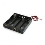 Бокс на 4 АА батареи, 6 В кейс, питание Arduino