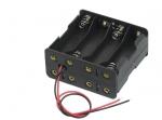 Бокс на 8 батарей АА, 12 В кейс, питание Arduino