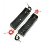 Бокс на батарею 18650 3,7 В, питание Arduino