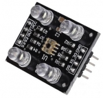 Датчик распознавания цвета TCS230 для Arduino
