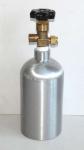 Alsafe алюминиевый баллон СО2 1 литр
