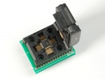 TQFP32 QFP32 LQFP32 - DIP28 переходник панелька