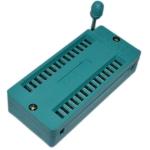 ZIF-панель 28 pin с нулевым усилием, IC