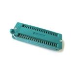 ZIF-панель 40 pin с нулевым усилием, DIP корпус, B