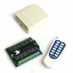 12-канальное беспроводное реле 12В, пульт, Arduino