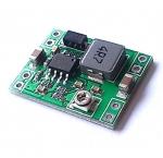 Понижающий мини-конвертер тока 4,5-28 В на 0,8-20 В