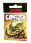 Крючки BratFishing CHINU - R, №6