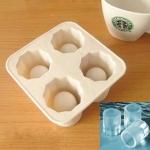 Форма для изготовления стаканчиков из льда
